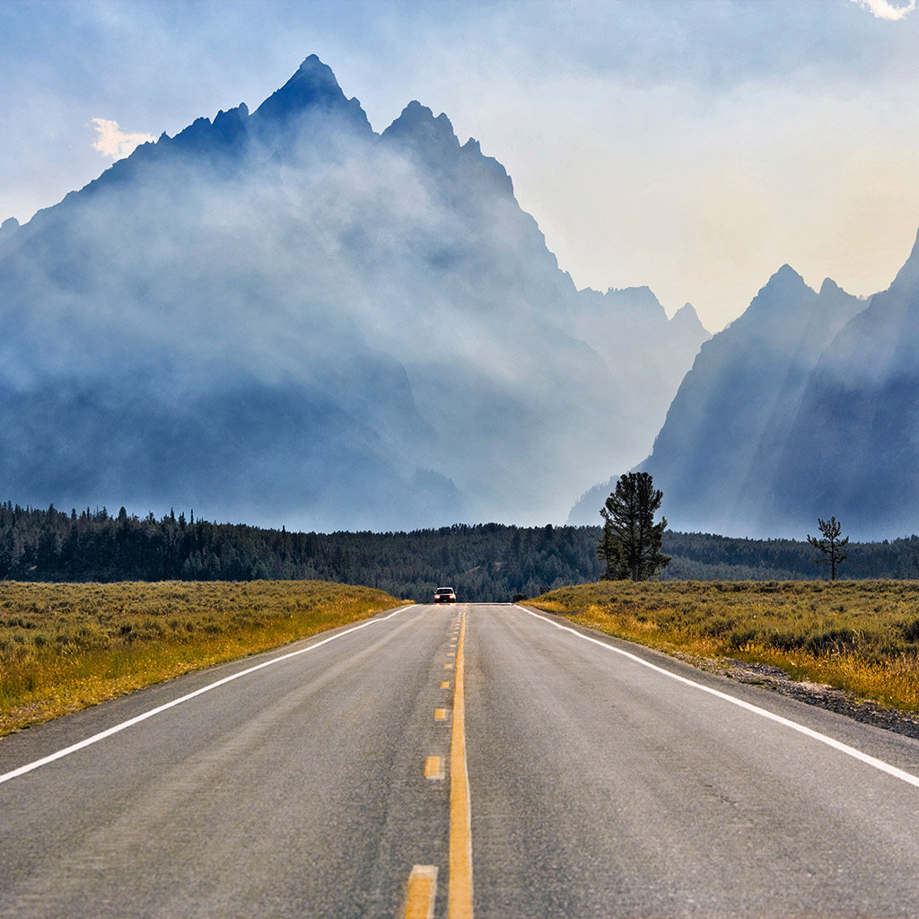 Top 5 Scenic Drives In Jackson Hole Travel Leisure