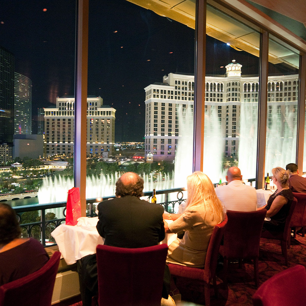 Most Romantic Restaurants In Las Vegas Travel Leisure