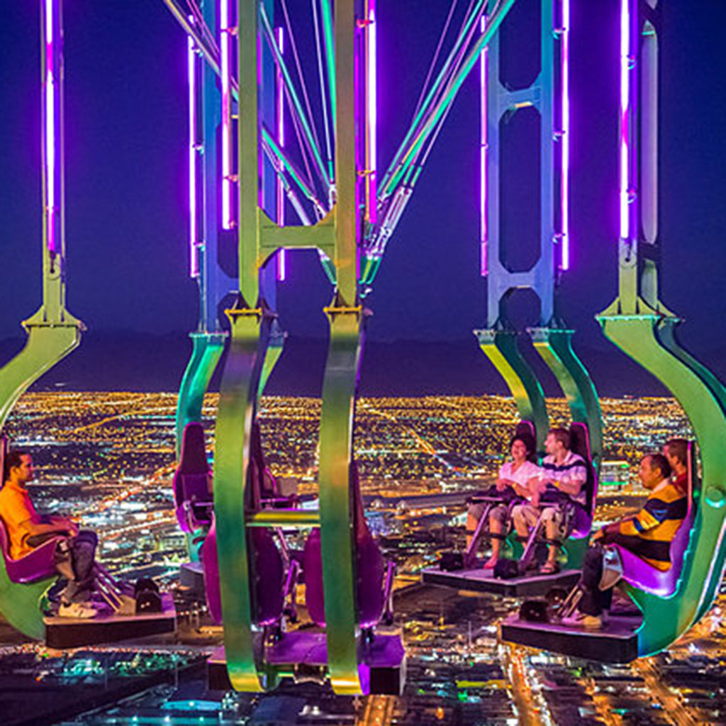 Top 5 Adventure Attractions in Las Vegas