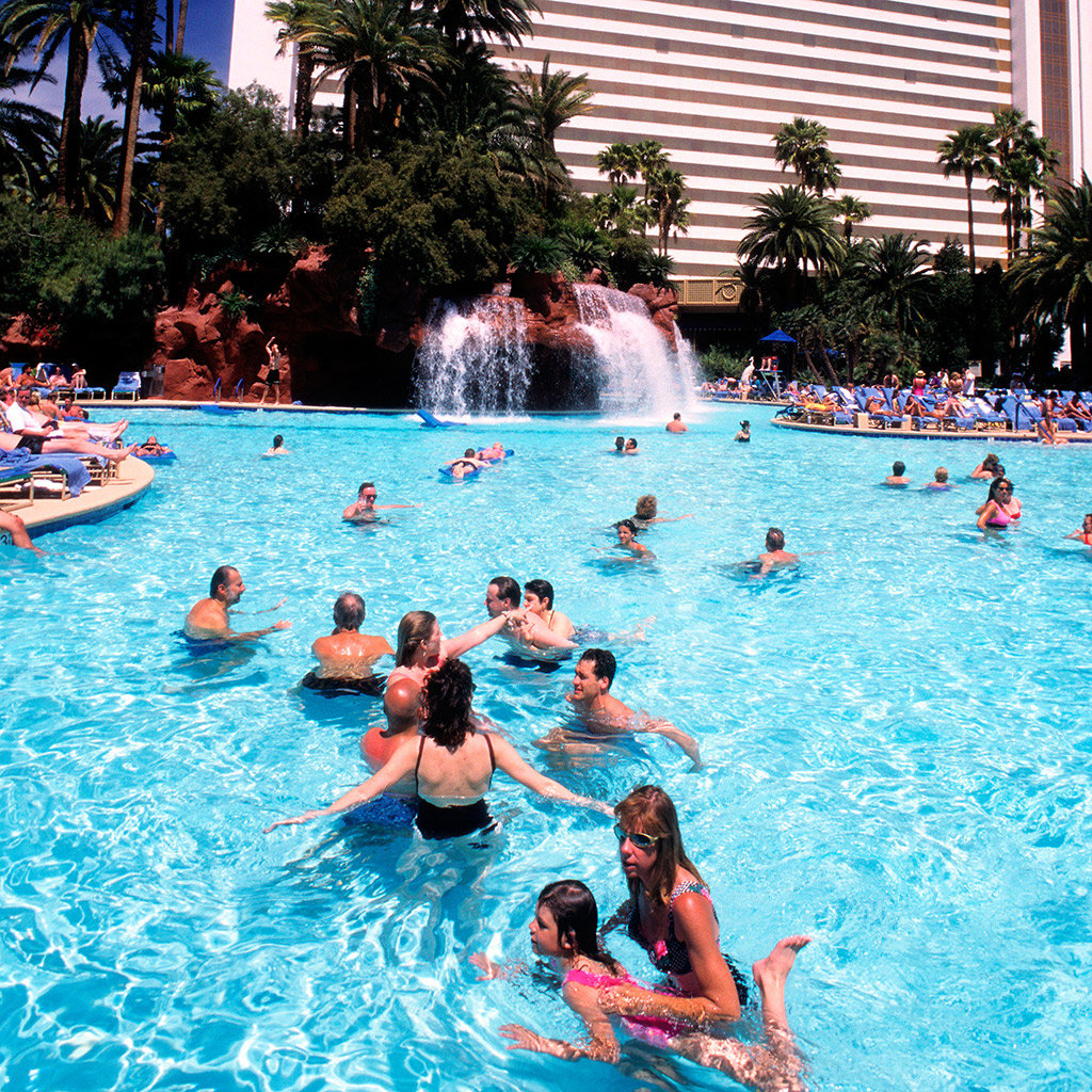 Family Friendly Hotels In Las Vegas Travel Leisure