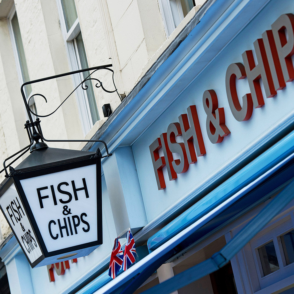 Best fish and chips in london travel leisure for Best fish and chips nyc