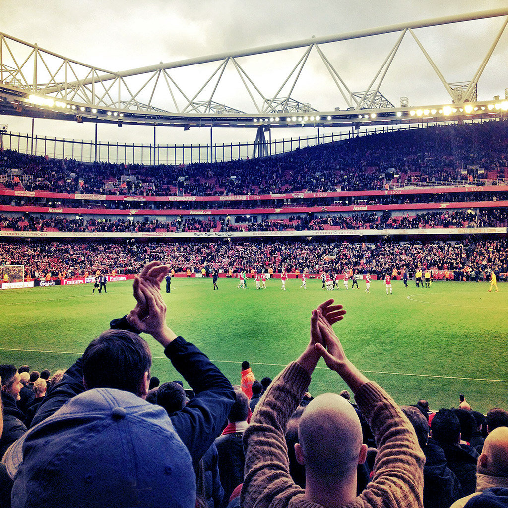 Best Places to Watch Soccer in London