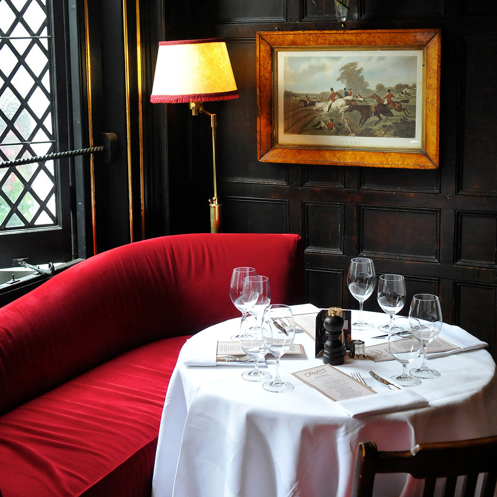 Top Traditional British Restaurants in London