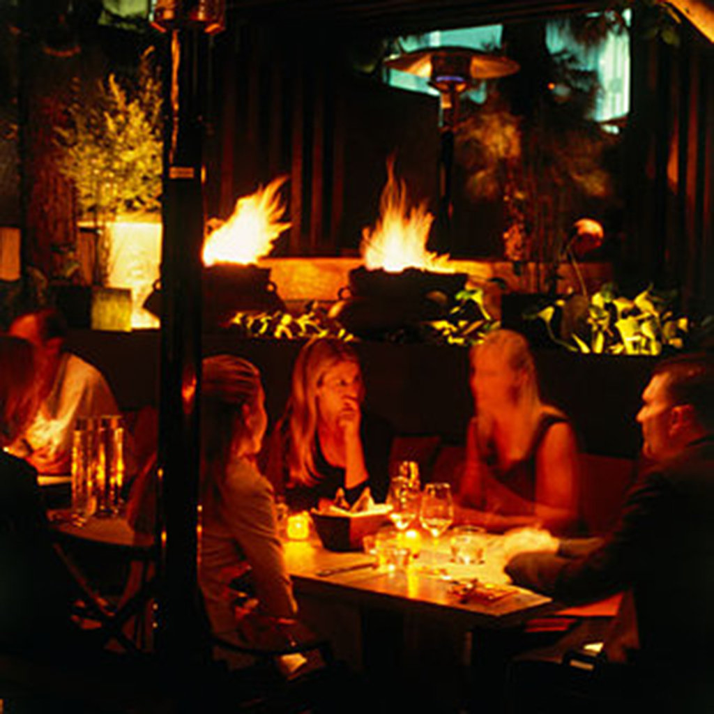 Most Romantic Restaurants in Los Angeles