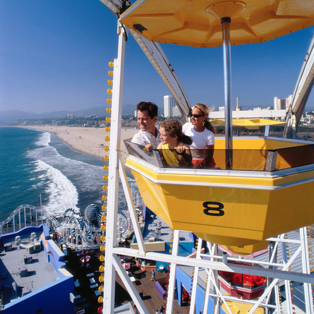 Kid-Friendly Attractions in Los Angeles