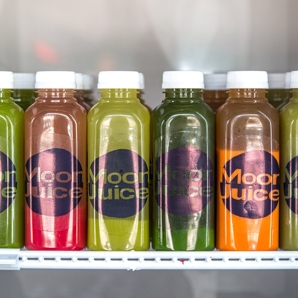 Top Juice Bars in Los Angeles