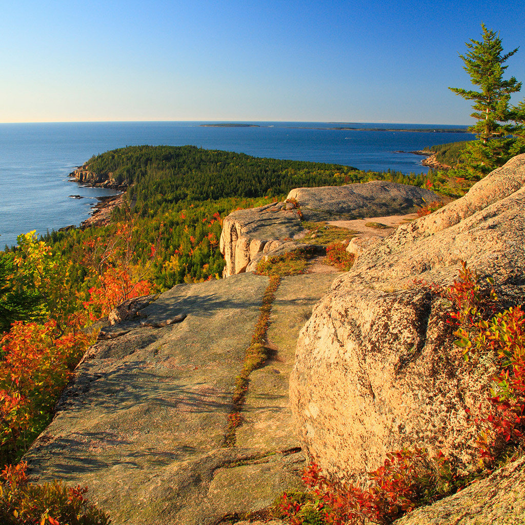 Best Road Trips in Maine – Maine Travel Map