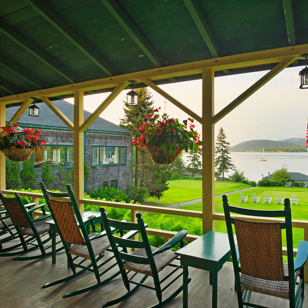 Best Historic Hotels in Maine
