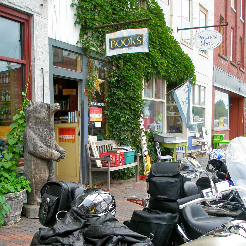Top Bookstores in Maine