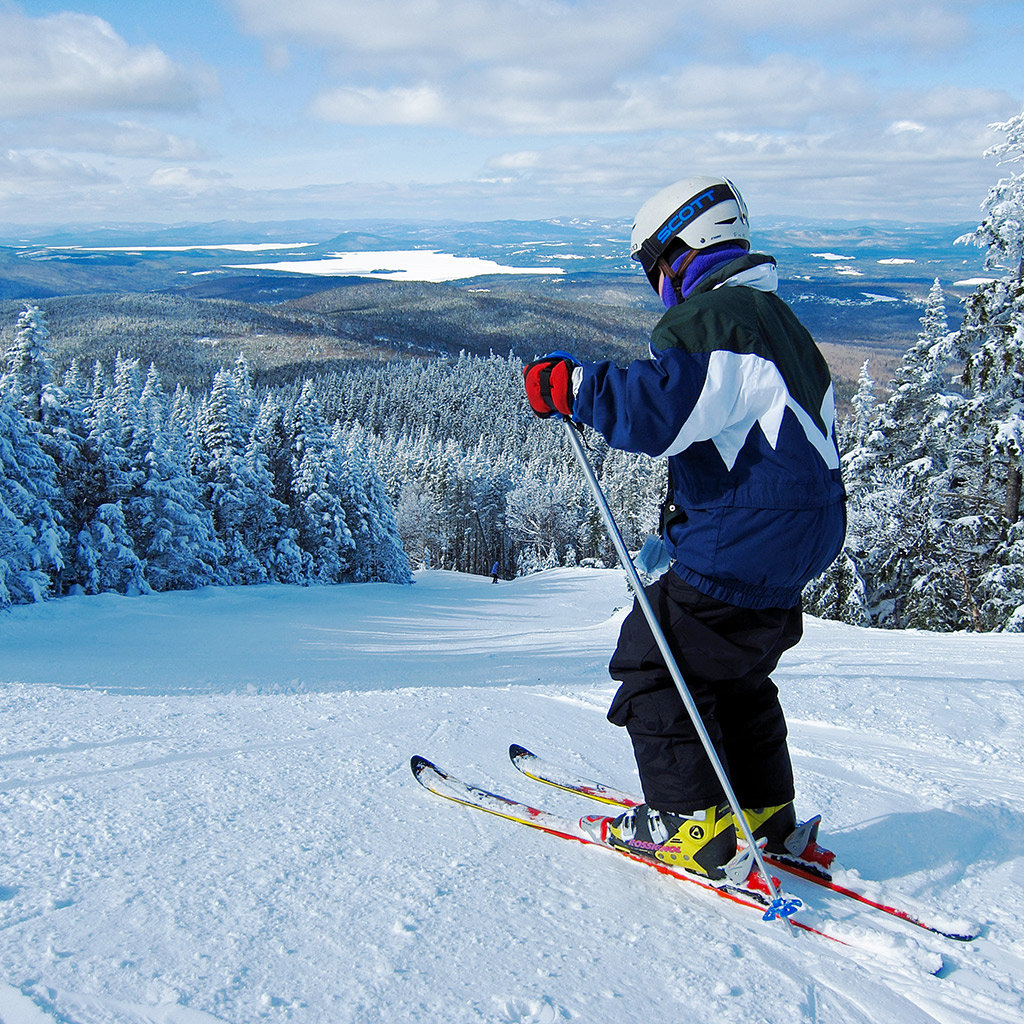 Where to Ski in Maine
