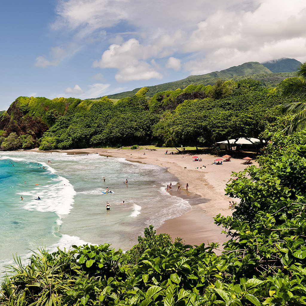 Best Beaches for Bodysurfing in Maui