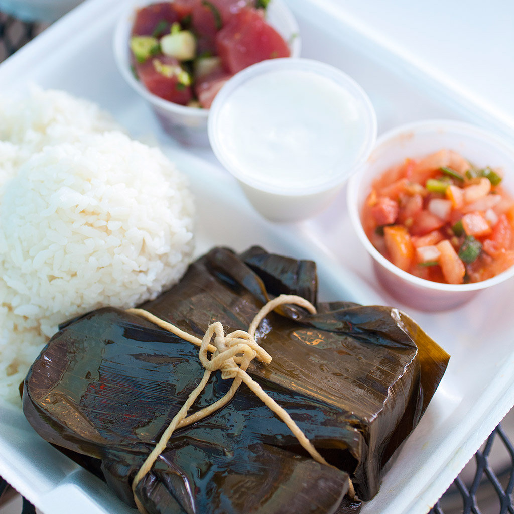 Use Accessories To Link Your Island To The Rest Of Your: Best Hawaiian Food On Maui