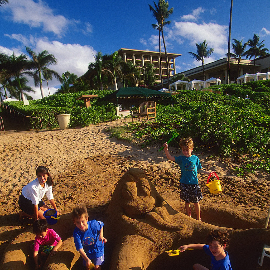 Best Kid-Friendly Hotels on Maui