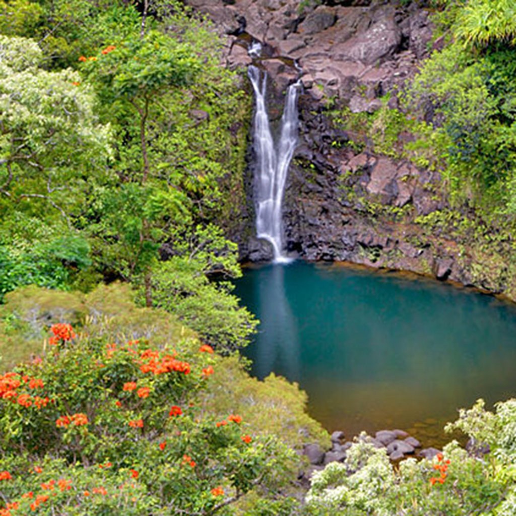 Best waterfalls on maui travel leisure for Waterfall it