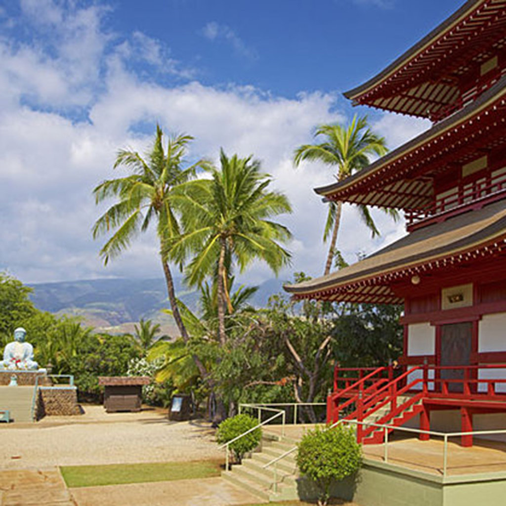 Top Cultural Attractions on Maui – Maui Tourist Attractions Map