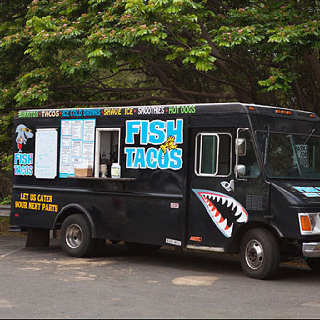 Top 5 Food Trucks on Maui