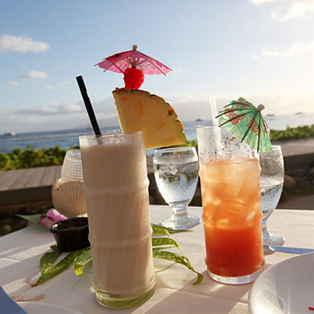 Top 5 Happy Hours on Maui
