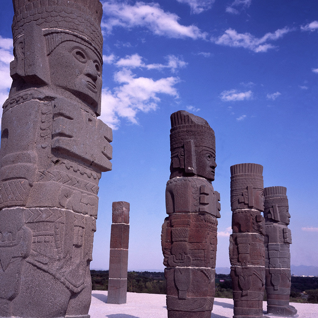 Best Archaeological Sites Near Mexico City Travel Leisure - Archaeological sites in the southwest us map
