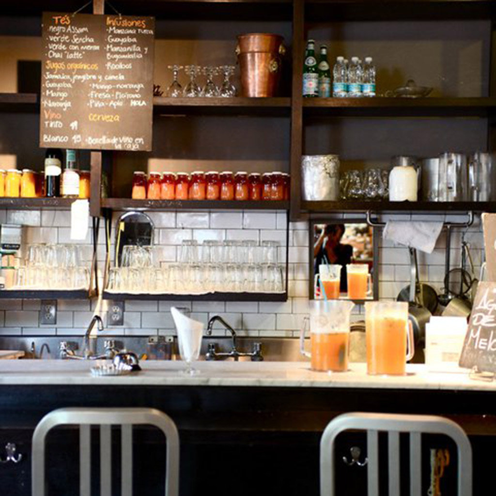 Best Breakfast Restaurants in Mexico City