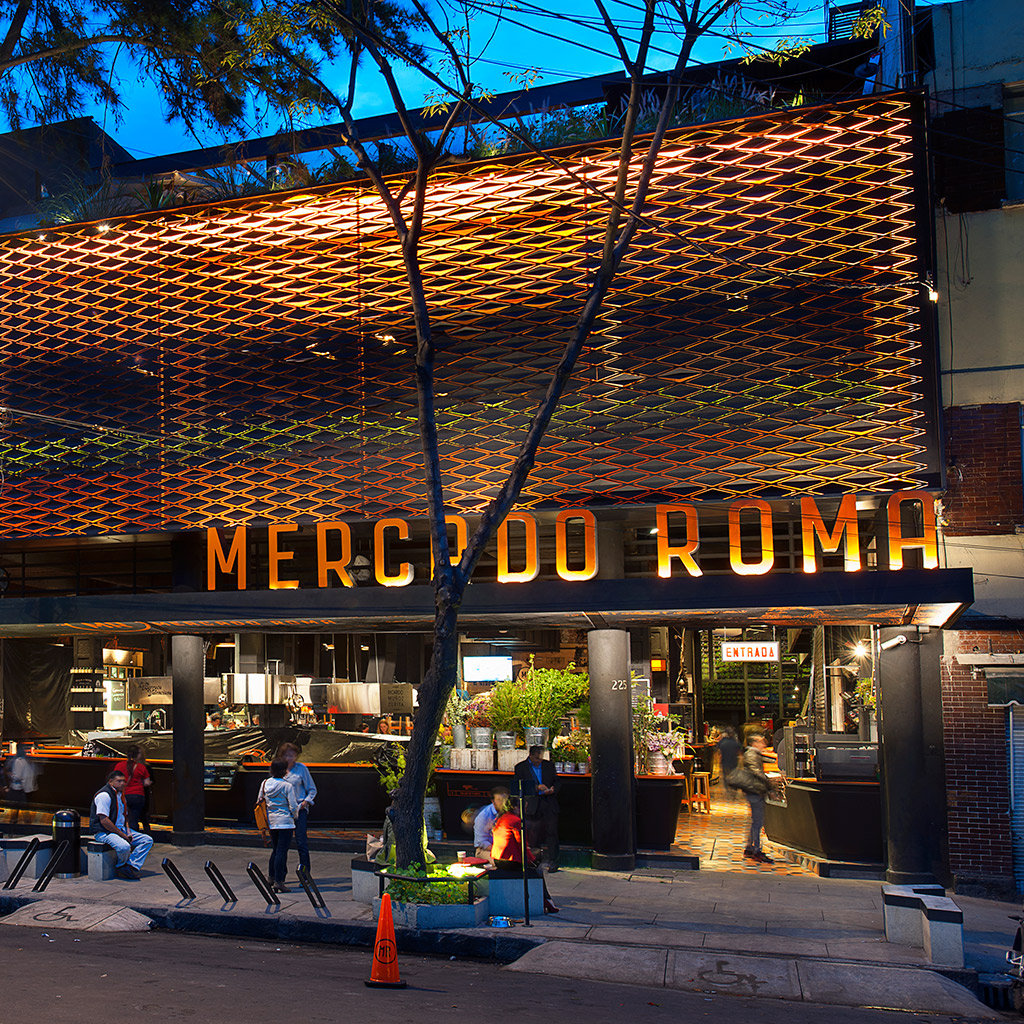 Mexico city s best new restaurants 2014 travel leisure for New restaurants