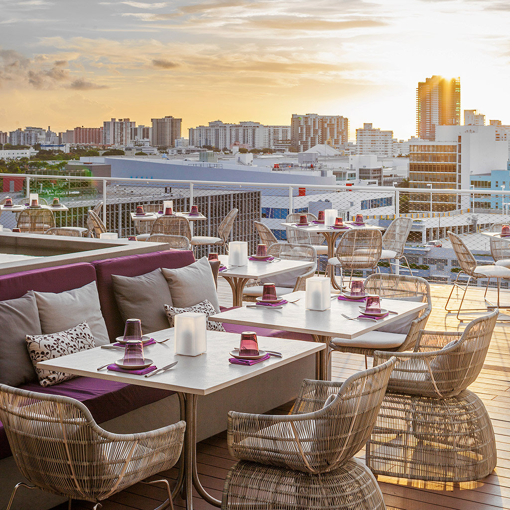 Top 5 Miami Restaurants With A View