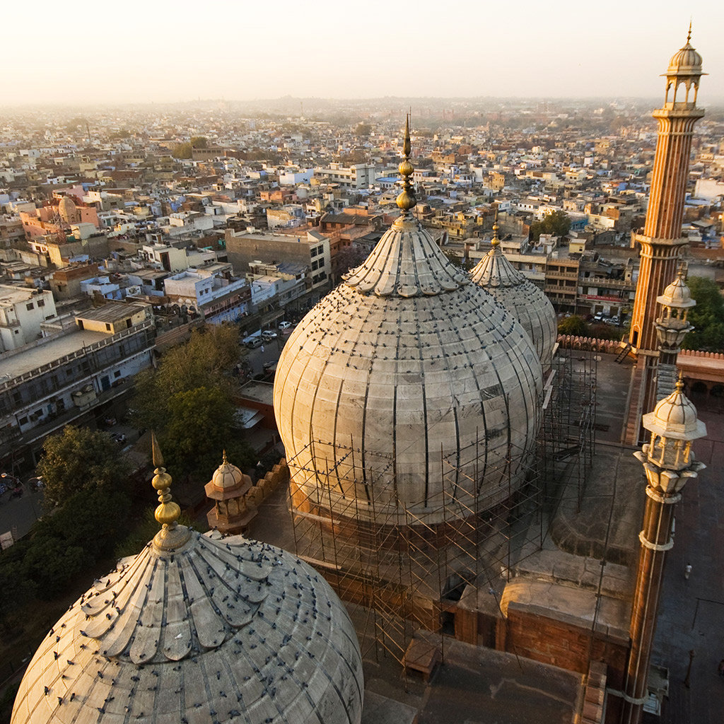 Best Views in New Delhi