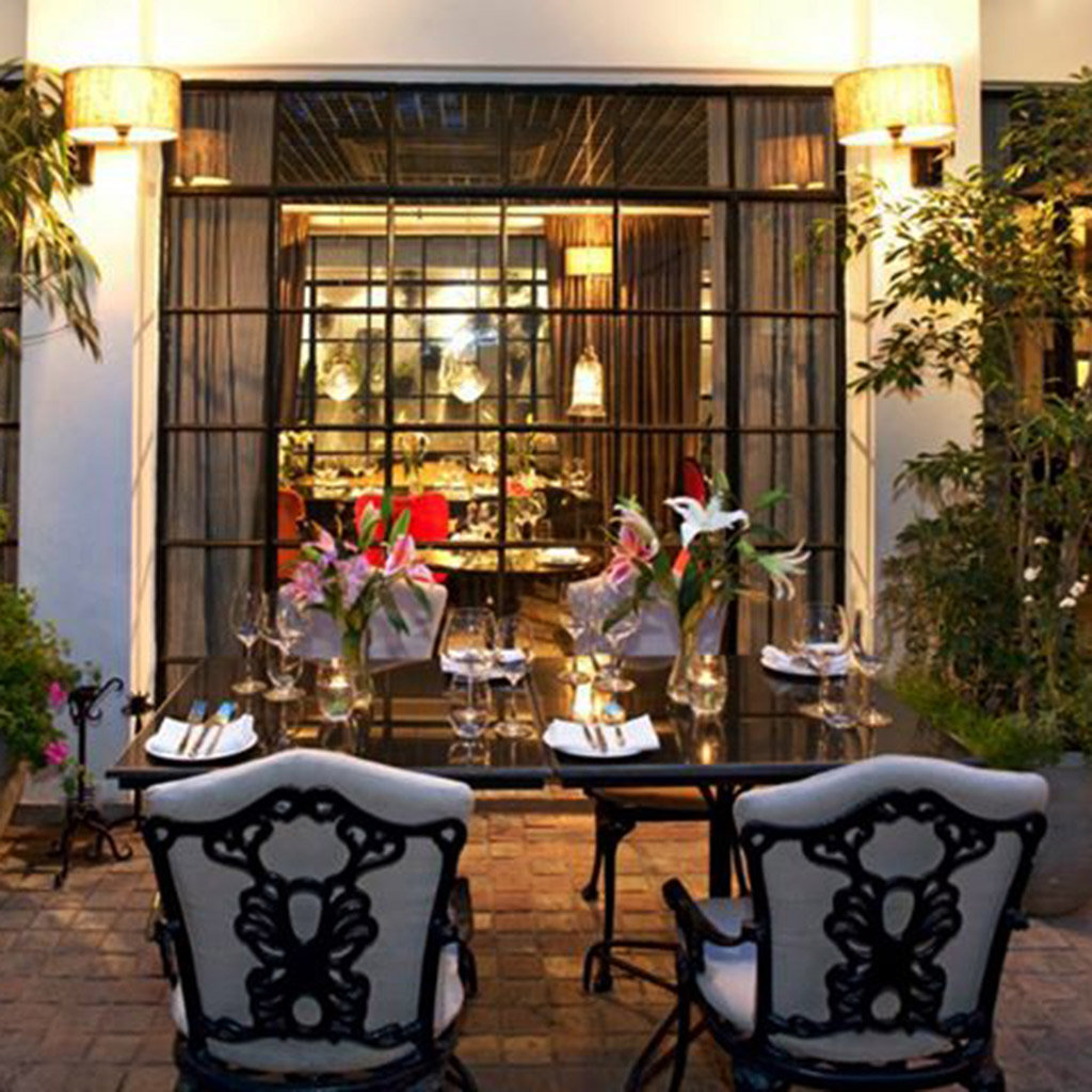 Most Romantic Restaurants in New Delhi