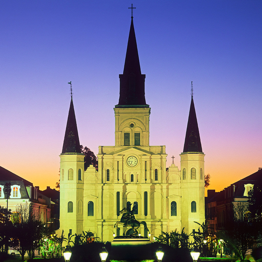 Coolest Architecture in New Orleans