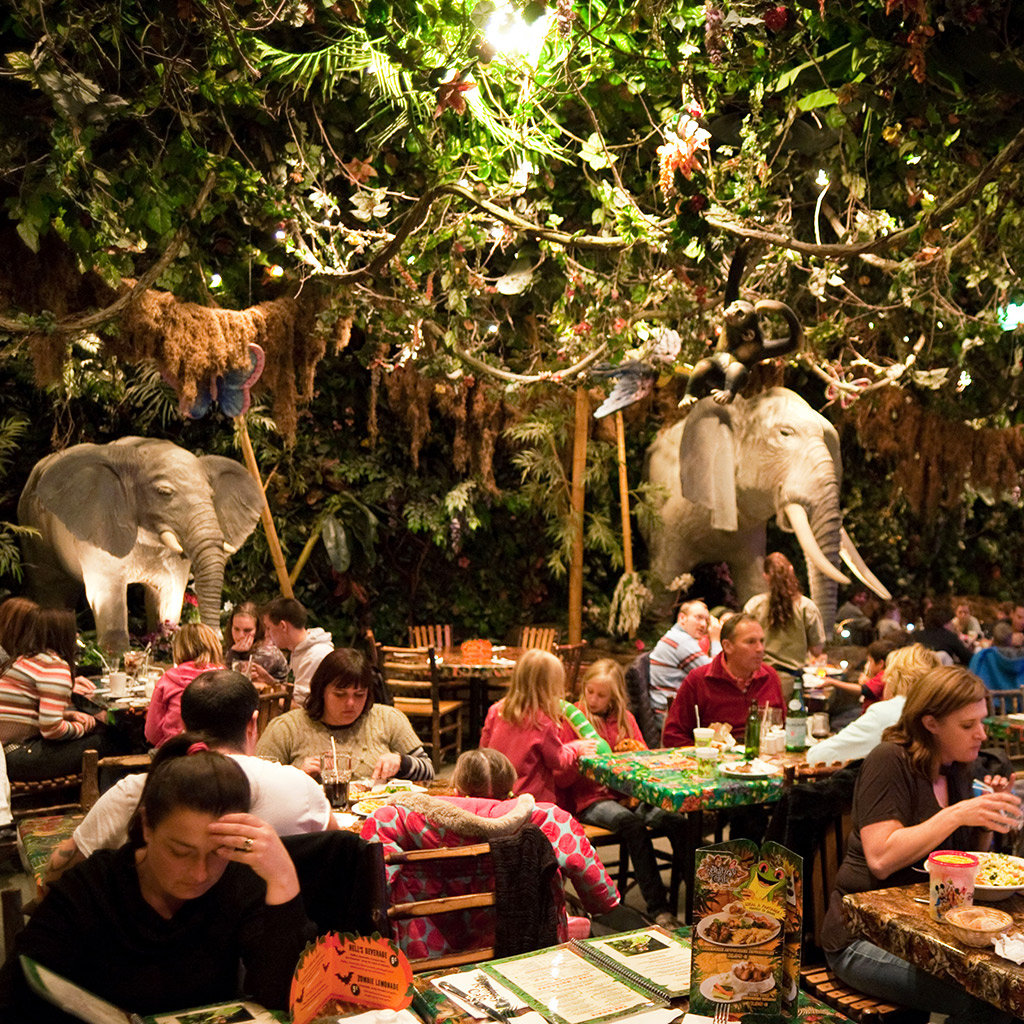 Best Family-Friendly Restaurants in Orlando