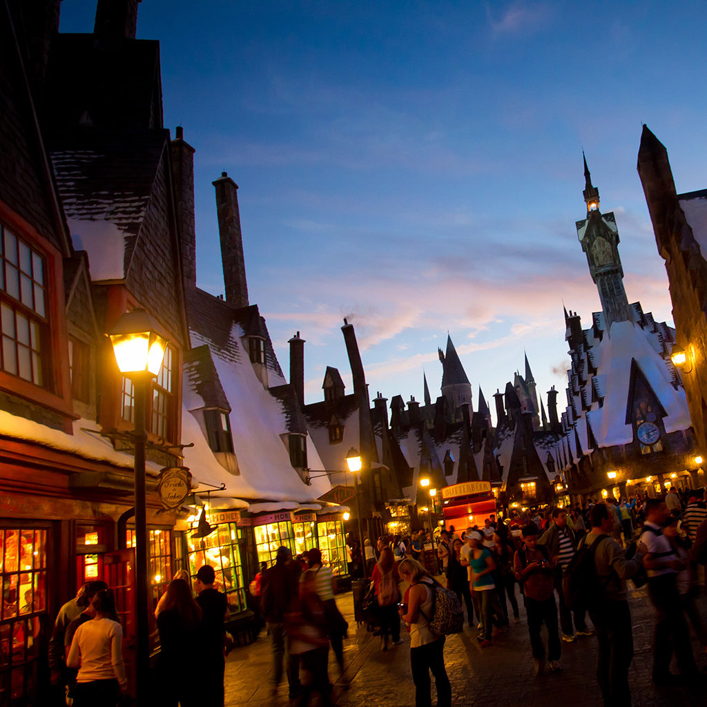 Top Theme Park Attractions in Orlando