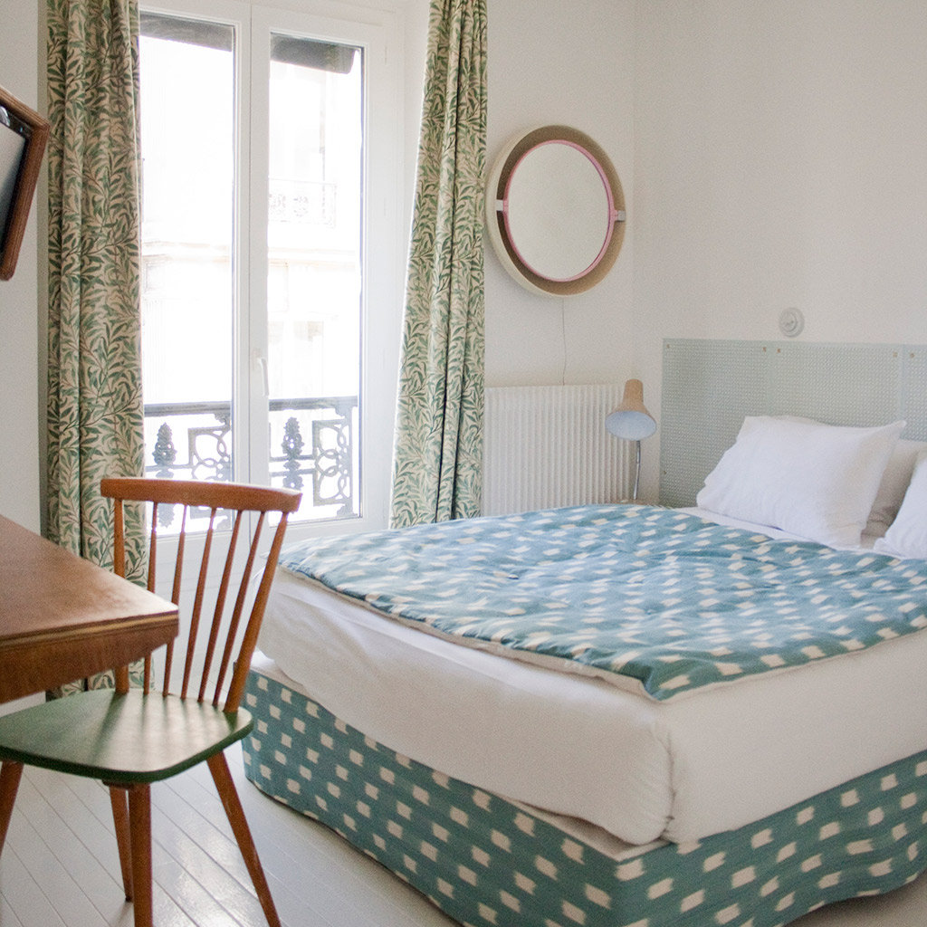 Best boutique hotels in paris travel leisure for Paris boutiques hotels