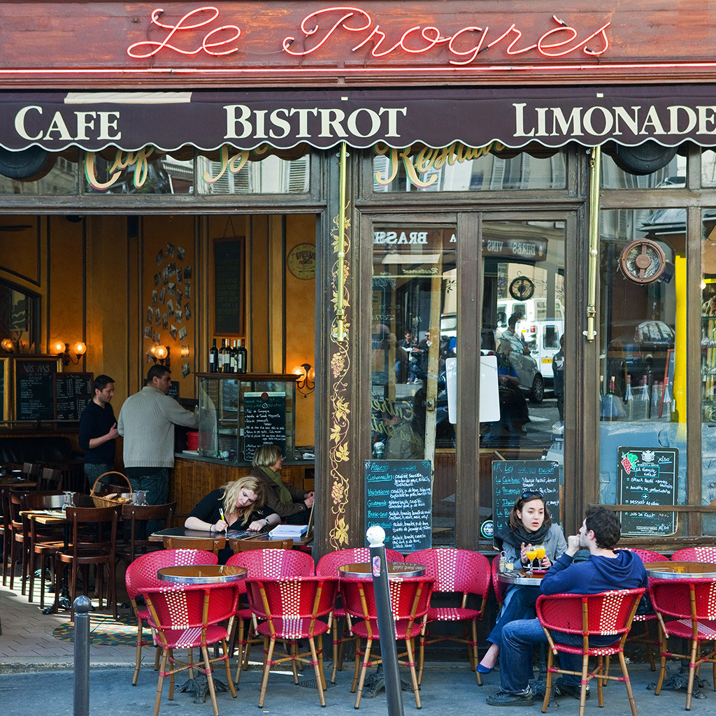 Best Cafes in Paris