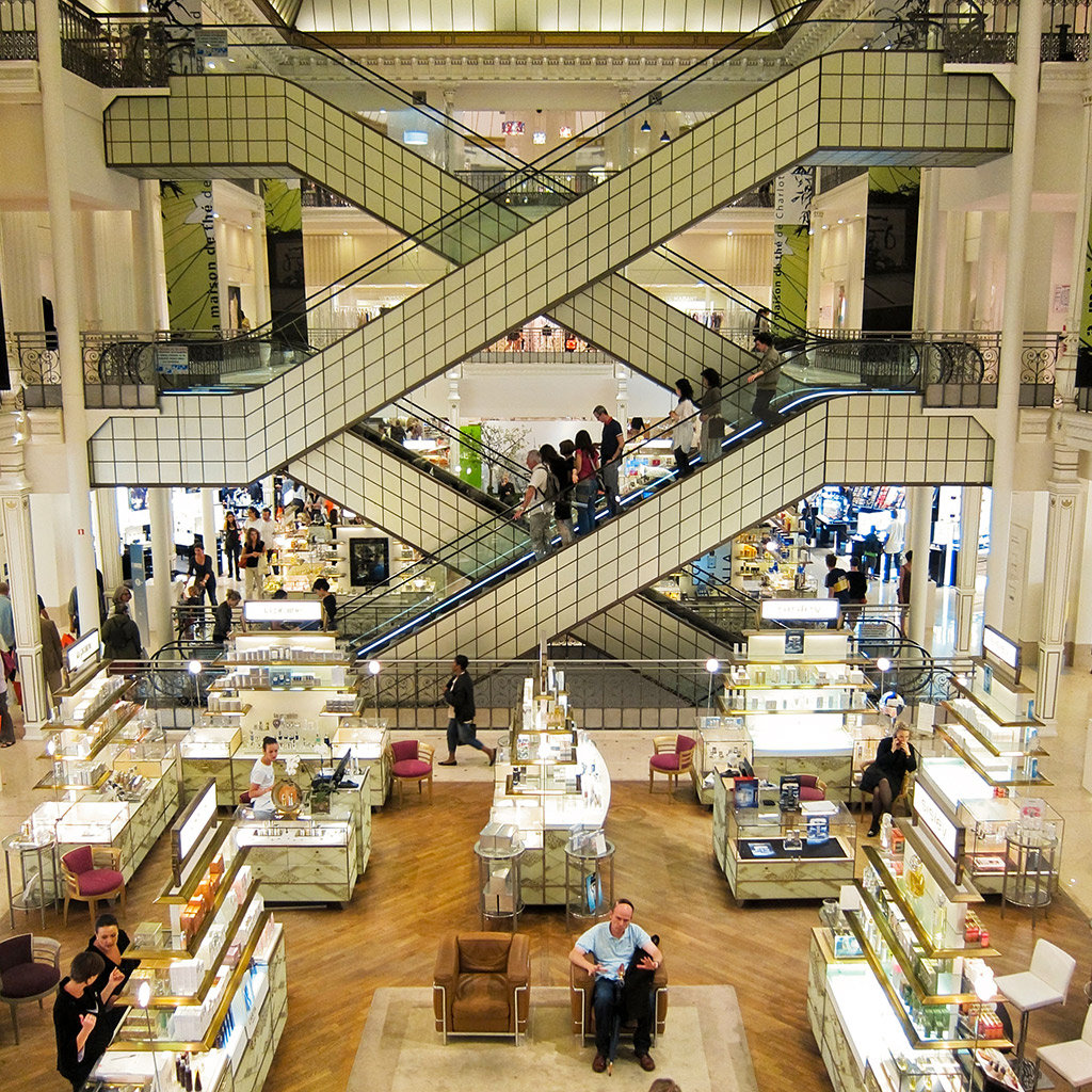 Best Department Stores In Paris Travel Leisure