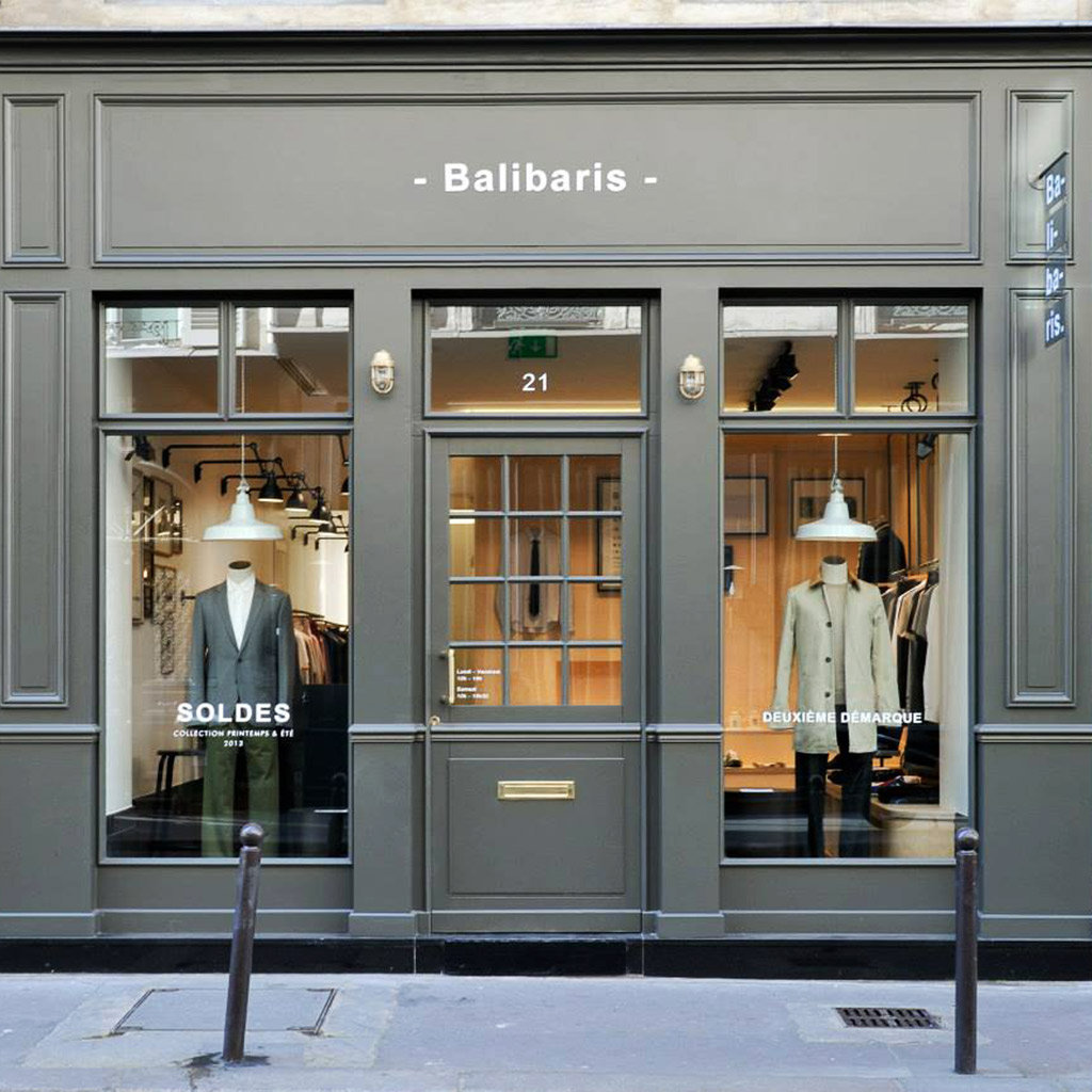Best Menswear in Paris