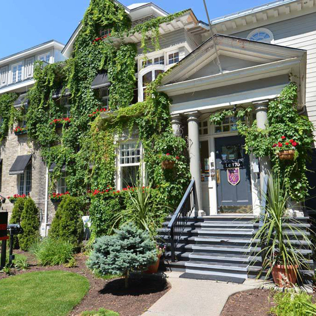 Best boutique hotels in quebec city travel leisure for Best boutique hotels