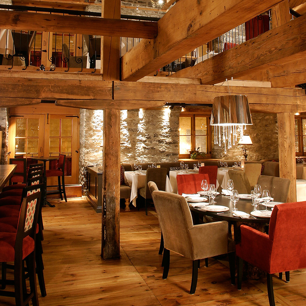 Panache Restaurant Quebec City Canada