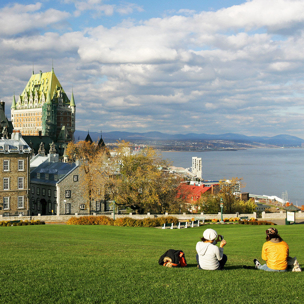 Best Parks in Quebec City