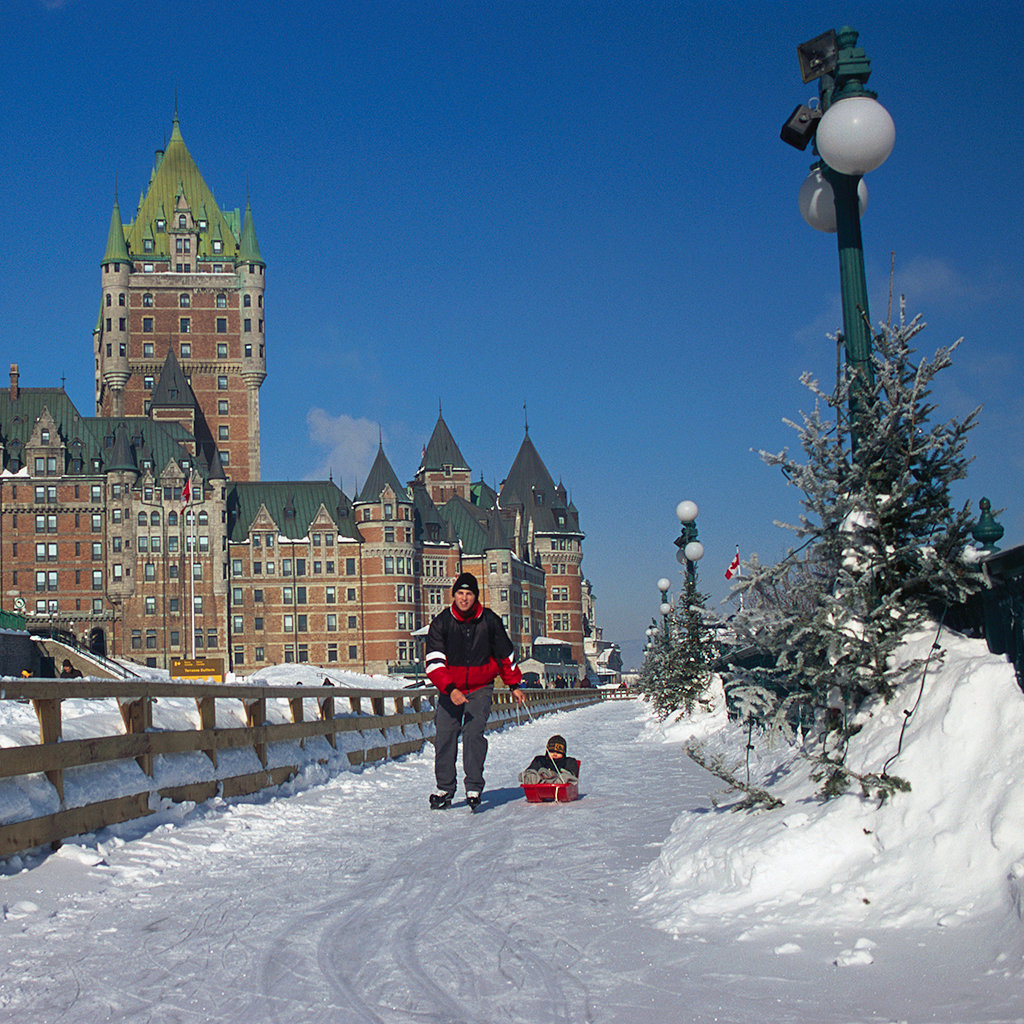 Top Cold Weather Activities in Quebec City