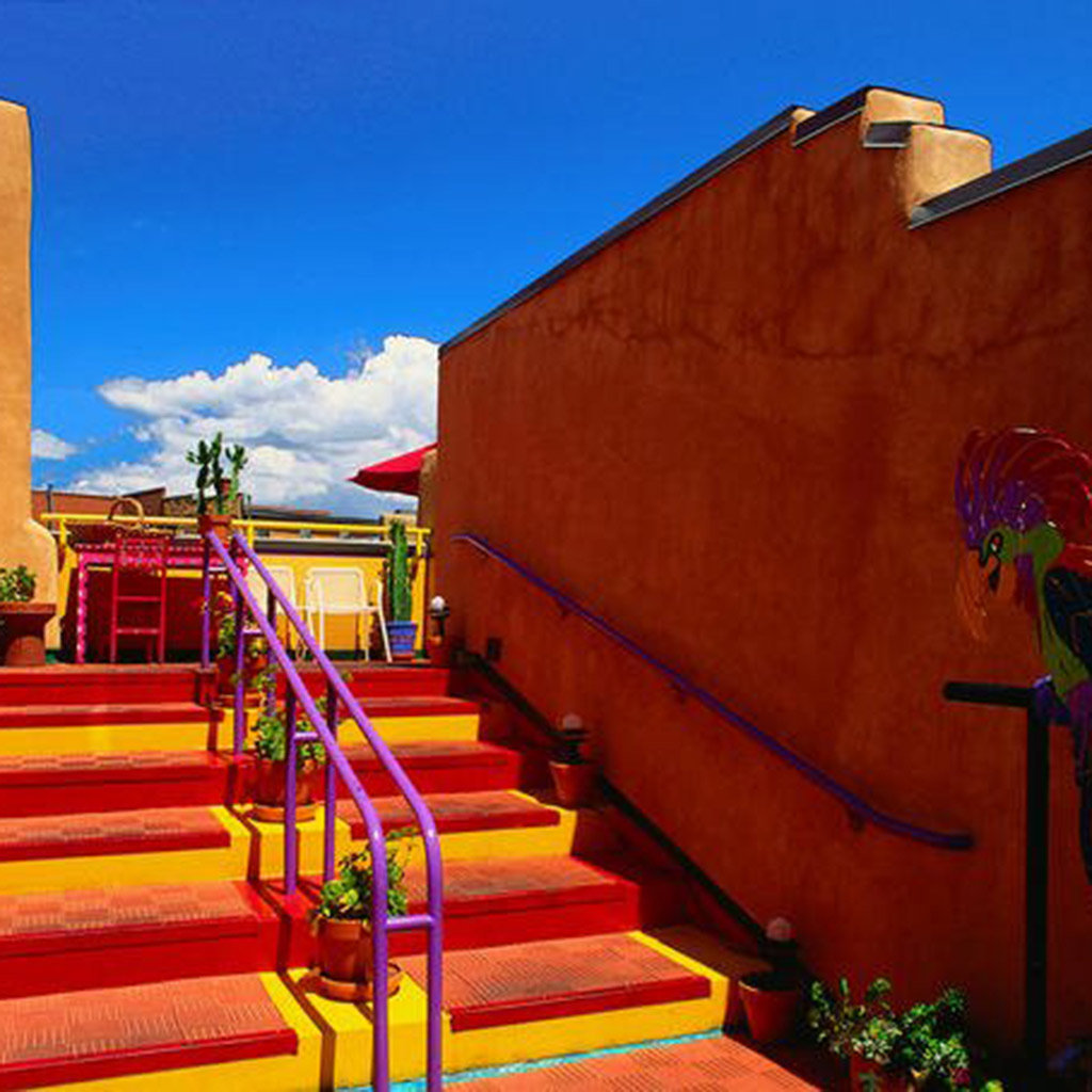 Best Outdoor Spaces For A Cocktail In Santa Fe