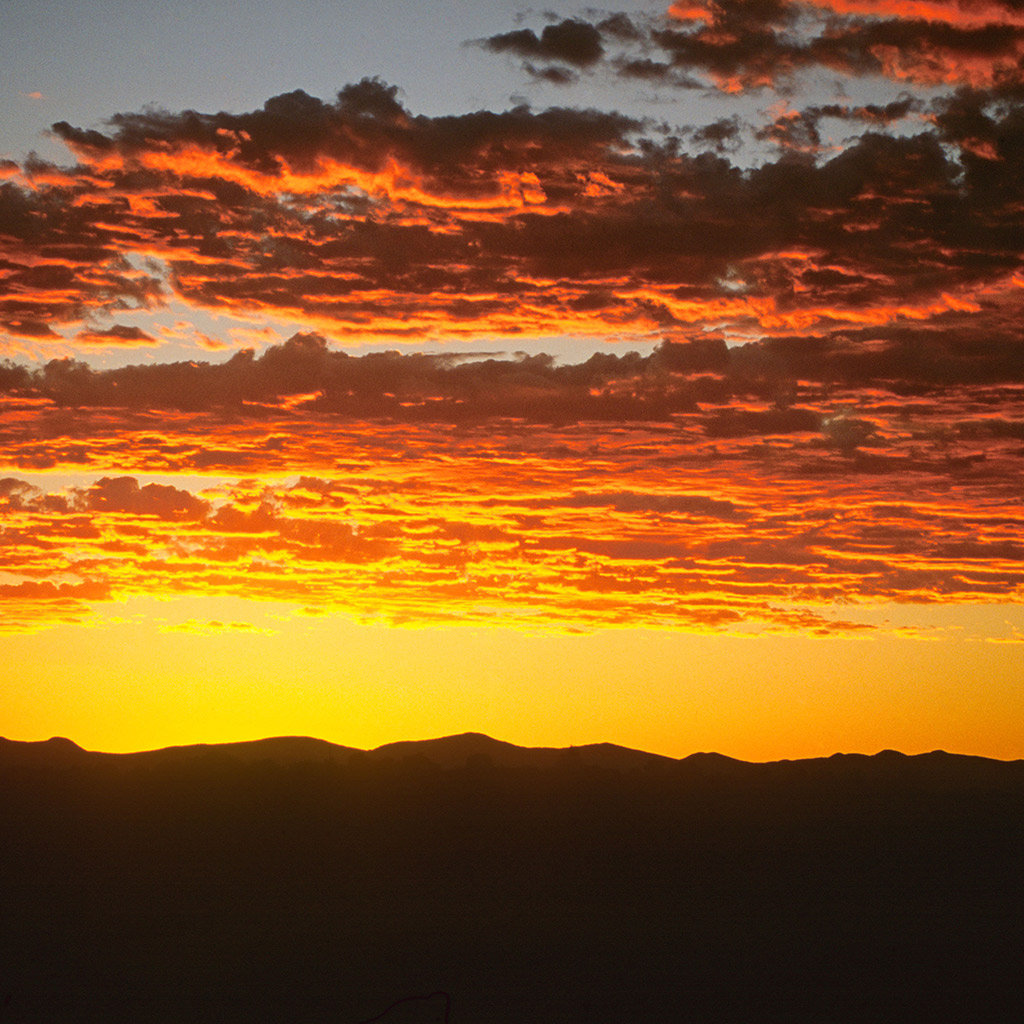Best Sunset Views in Santa Fe