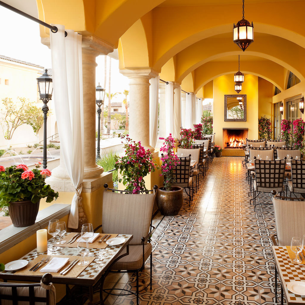 Best Outdoor Dining In Scottsdale