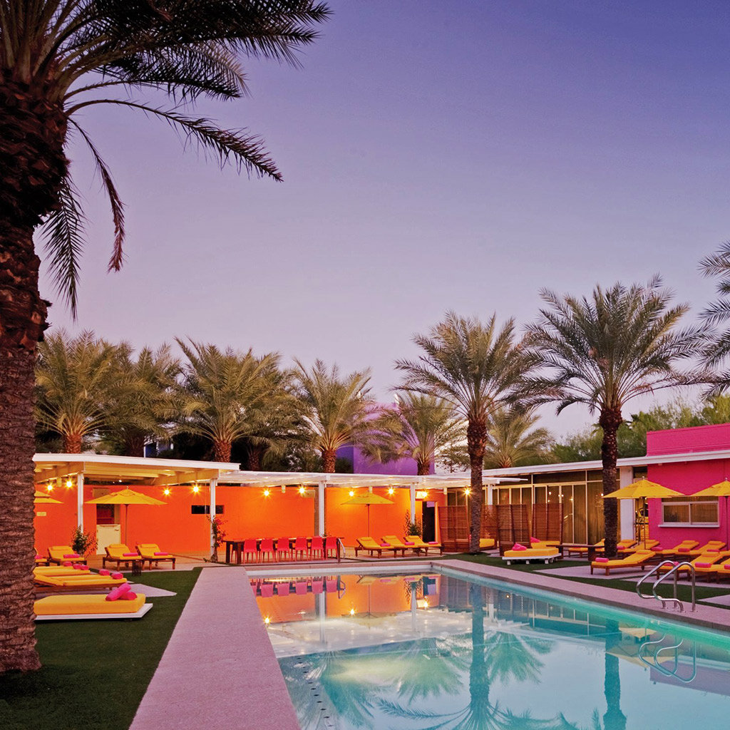Top Boutique Hotels In Scottsdale Travel Leisure