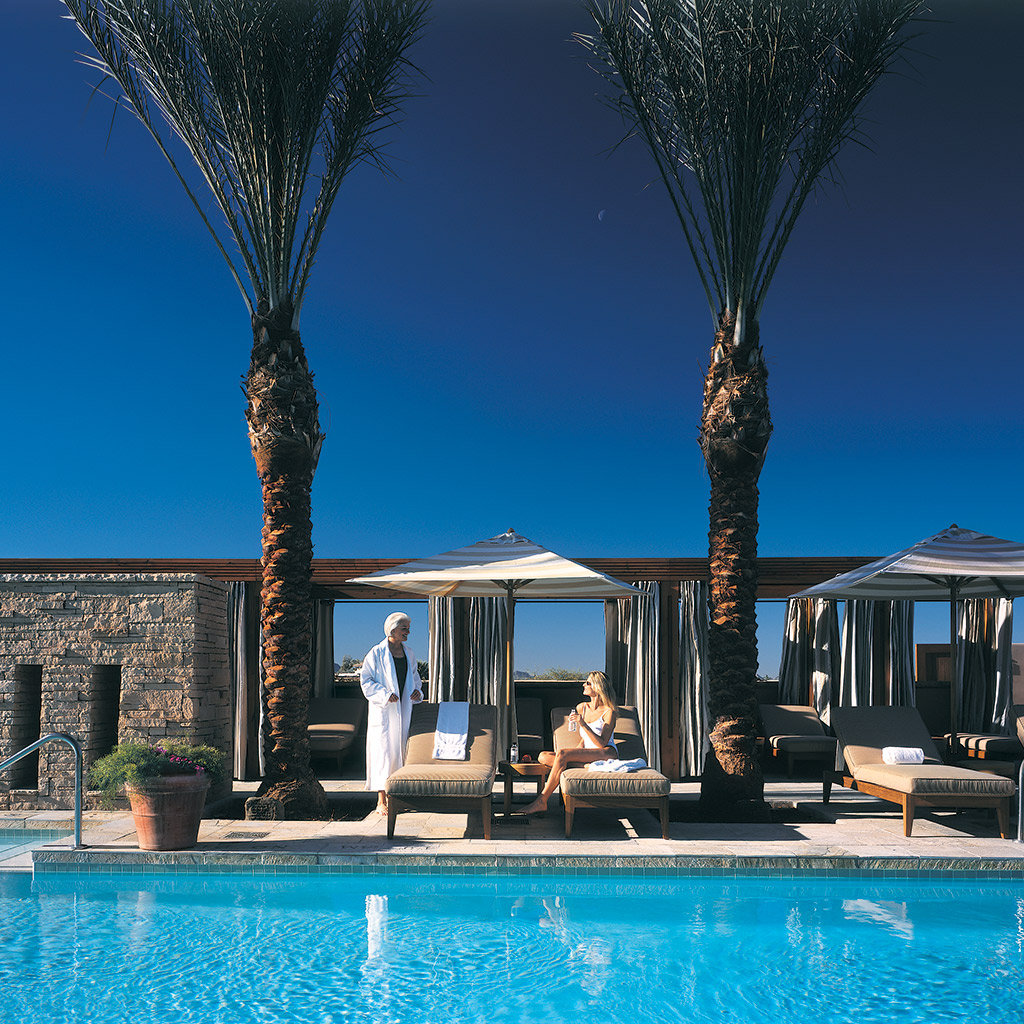 Top Spas in Scottsdale