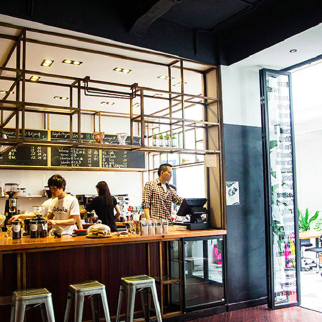 Best Cafes in Shanghai