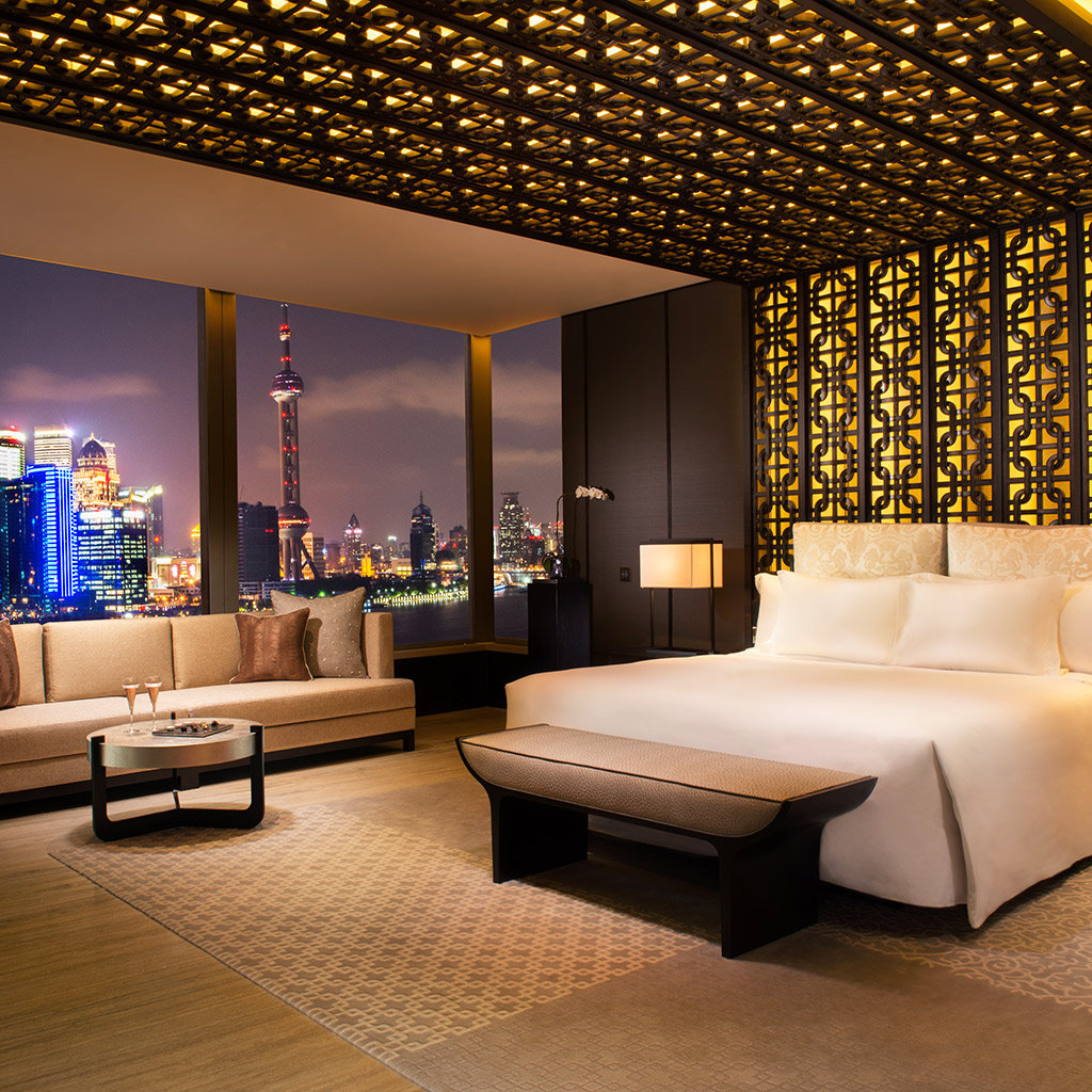 Most romantic hotels in shanghai travel leisure for Intimate hotel