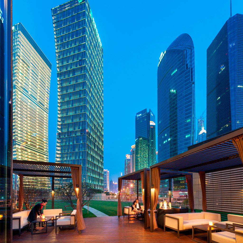 Top 5 Luxury Hotels in Shanghai