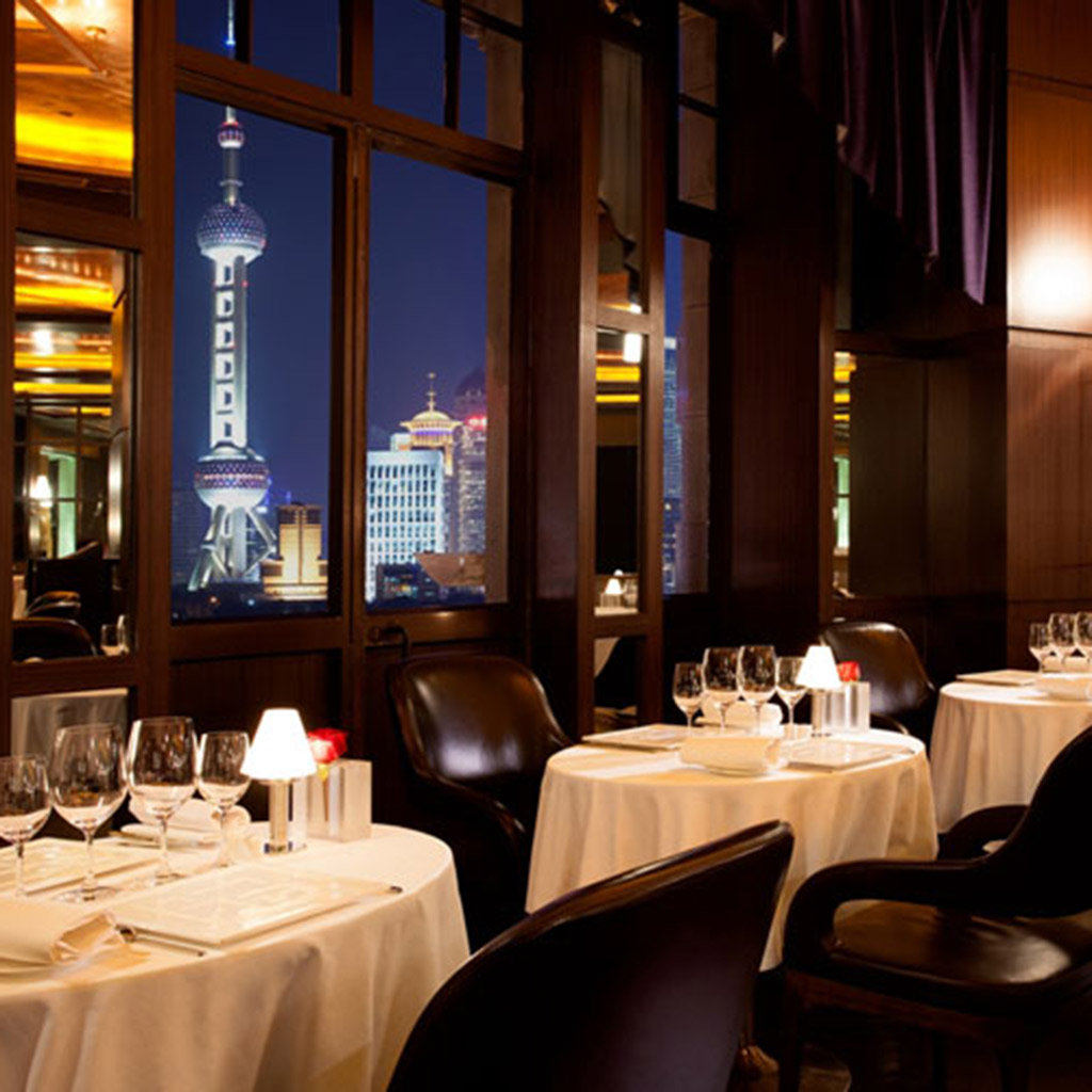 Top Luxury Restaurants In Shanghai Travel Leisure