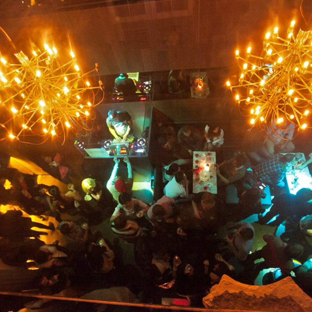 Top 5 Night Clubs In Shanghai Travel Leisure