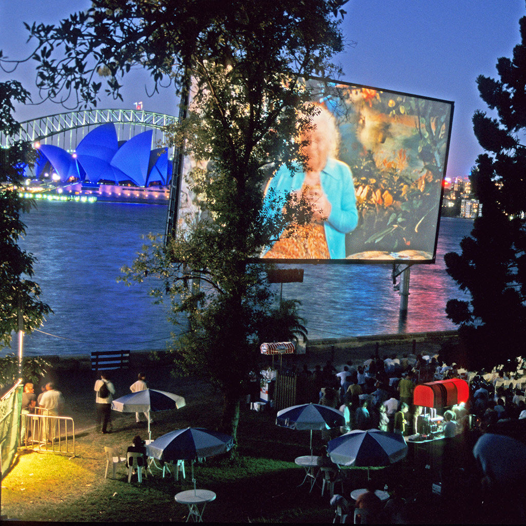 Best Outdoor Cinemas in Sydney