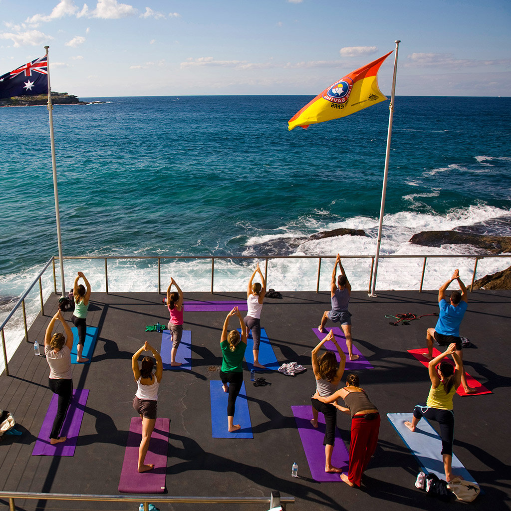 Best Places to Do Yoga in Sydney